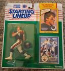 1990 Jim Harbaugh Chicago Bears Starting Lineup Football Rookie Action Figure