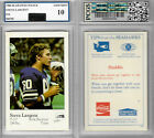 Top 10 Steve Largent Football Cards 14