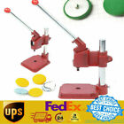 Manual Button Making Machine Fabric Cover Button Press Mold Tool New Arrival