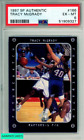 Tracy McGrady Cards and Autographed Memorabilia Guide 42