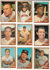 1962 Topps Football Cards 20