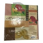 MBI 85x11 Inch 3 Ring Scrapbook Kit with 5x7 Inch Recipe Cards