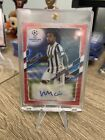 2021 Topps Weston McKennie Curated UEFA Champions League Soccer Cards 24