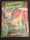 Mars Attacks! factory sealed widevision trading card box Topps 1996