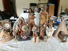 Vintage Native American Indian Statues and items Items are Non Native American