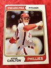 Steve Carlton Cards, Rookie Cards and Autographed Memorabilia Guide 16