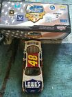 Jimmie Johnson Autographed 48 Lowes American Heroes 2007 Monte Carlo SS