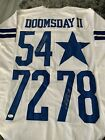 2021 Leaf Autographed Football Jersey Edition 12