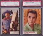 1953 Topps Who-z-at Star Trading Cards 30