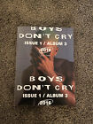 FRANK OCEAN BOYS DONT CRY MAGAZINE WITH ORIGINAL WRAP AND CD MINT CONDITION