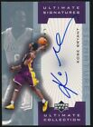 2002-03 UPPER DECK ULTIMATE COLLECTION KOBE BRYANT AUTO AUTOGRAPH LAKERS!