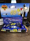 118 Jimmie Johnson 48 Lowes Looney Tunes Rematch 2002 monte Carol