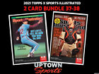 2021 Topps x Sports Illustrated 2-Card Bundle - Cards #37-38 CARLTON - POSEY