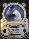 2004 Brooks Robinson Upper Deck Etchings Etched in Time Auto Autograph 250 HOF