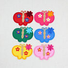 82cm6cm Butterfly Patches Iron on Sew on Decoration Applique Embroidery Patch