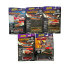 Johnny Lightning Brutus Funny Legends NHRA 1 64 Scale W CARDS LOT OF 5 Toy Cars