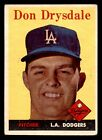 Don Drysdale Cards and Autographed Memorabilia Guide 22