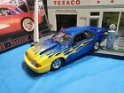GMP Ford Mustang with FLAMES Limited Edition 118 715 VERY RARE BEAUTIFUL CAR