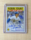Robin Yount Cards, Rookie Cards and Autographed Memorabilia Guide 24