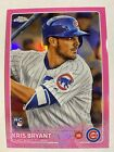 2013 Bowman Chrome Draft Kris Bryant Superfractor Autograph Could Be Yours for $90K 19