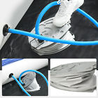 Portable Bellows Foot Pump with Hose and NozzlePlastic Labor Saving Air