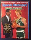 LARRY BIRD  BILL RUSSELL 1984 Sports Illustrated No Label NEWSSTAND Issue