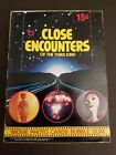 Close Encounters Of The Third Kind trading card box 36 unopened wax packs Topps