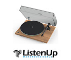 Pro Ject T1 Phono SB Manual belt drive turntable with phono preamp Walnut