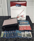 Quickutz Limited Edition HOLIDAY Rare RED TOOL Dies PINK BINDER Die Cuts ALL NEW