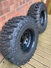 265/75/16 4x4 off road wheels and tyres like insa turbo