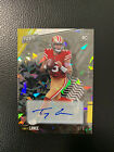 2021 Panini The National Trey Lance Cracked Ice Auto 5 Nscc Redemption