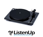 Pro Ject Essential III Turntable Gloss Black