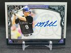 2016 Topps Museum Collection Baseball Cards - Review & Box Hit Gallery Added 63