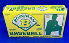1989 Bowman x Keith Shore - Wave 4 Sealed Box Rare Sold Out