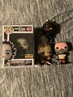 Funko Pop Lot Leather Face Hot Topic Exclusive, Hannibal Lector, Black Knight
