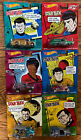 Hot Wheels Pop Culture Star Trek Complete Set of 6 Real Riders 164 Scale M M