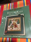 Mill Hill Buttons  Beads Winter Series Skating Pond Cross Stitch Kit