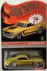 Hot Wheels RLC 2013 sELECTIONs 69 Ford Mustang Spectraflame Yellow 2156 4000