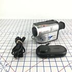 Samsung Camcorder SCL810 Hi 8 Video Transfer For Parts Or Repair Eats Tapes