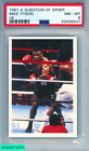 Mike Tyson Boxing Cards and Autographed Memorabilia Guide 22
