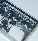 Vintage cassette tape 1993 New Jersey Hardcore A Common Cause Re Action