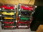 Lot of 10 New Road Legends 118 Scale  Road Tough Diecast Cars