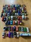 Lot of 90 Loose Diecast Cars Mostly Hot Wheels Some Matchbox and Maisto