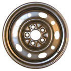 02121 New Compatible Wheel Steel Fits 1999 1999 Chrysler Cirrus Painted Black