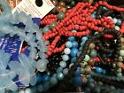 Blue Moon Darice  Mixed Beads Jewels  Stones You Pick or Buy Lot