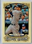 2014 Topps Gypsy Queen Reverse Image Variations Guide 116