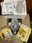 BRAND NEW Jack LaLannes Power Juicer Express With 2 recipe books MT 1020 MT