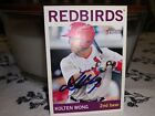 St. Louis Cardinals Baseball Card Guide - 2011 Prospects Edition 83