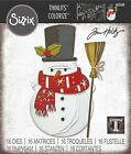 Sizzix Thinlits Die Set 16PK Winston Colorize by Tim Holtz 665569 Fall 2021