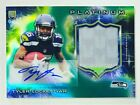 2015 Topps Platinum Football Cards - Review Added 52